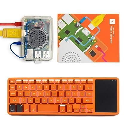 Amazon Com Kano Computer Kit 2016 Edition Toys Games