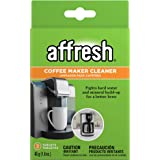 Affresh W10355052 Coffee Maker Cleaner, 3 Tablets   Compatible with multi-cup coffeemakers and single serve brewers