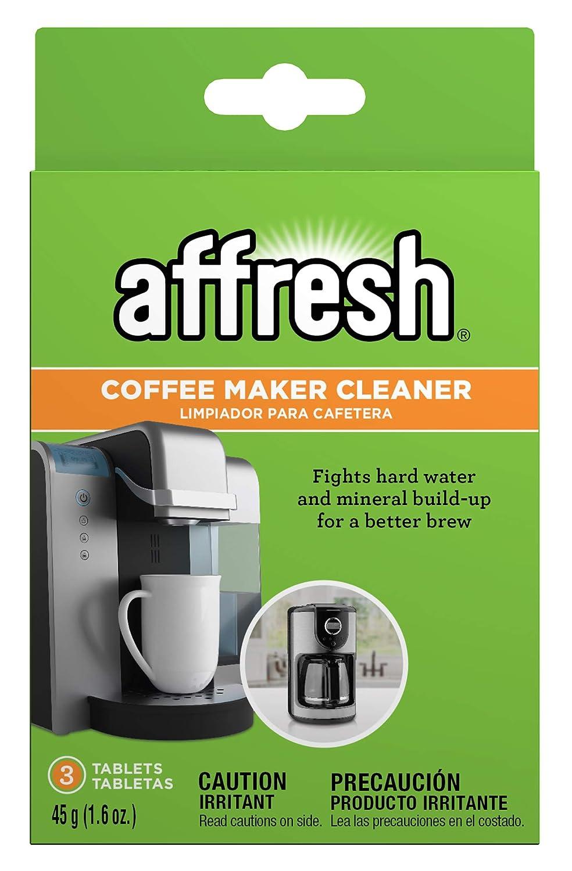 Affresh - Pastillas limpiadoras w10511280 cafetera limpiador ...