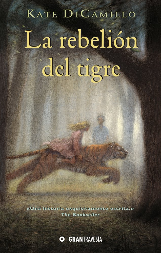 La rebelión del tigre (Spanish Edition)