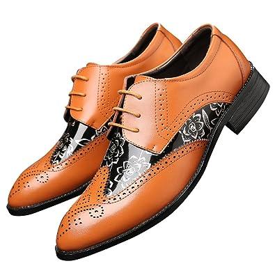 Cordones Para Pu Hombre Cuero Zapatos De Hombre aUwqRg7