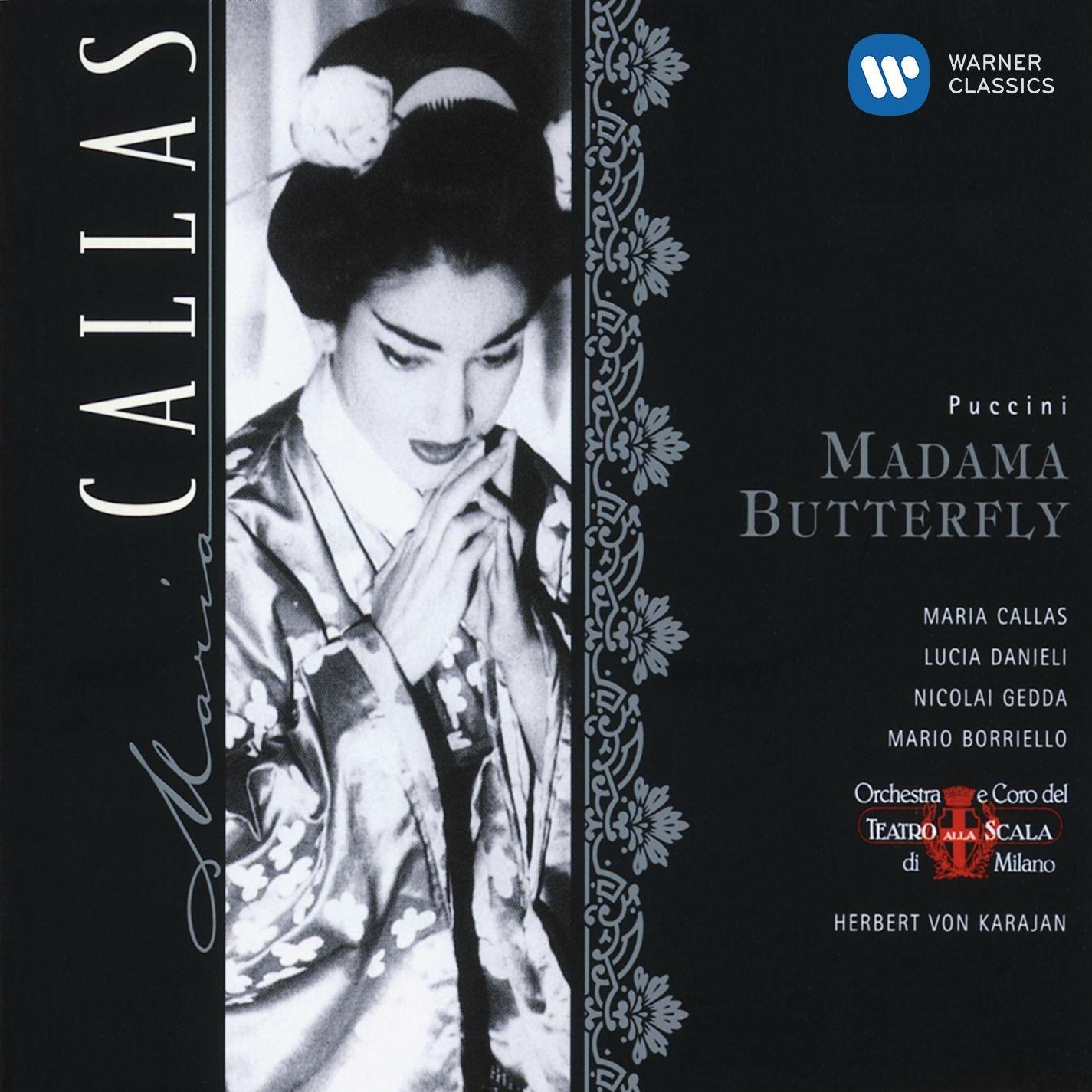 Puccini: Madama Butterfly (complete opera) with Maria Callas, Lucia Danieli, Nicolai Gedda, Herbert von Karajan, Chorus & Orchestra of La Scala, Milan