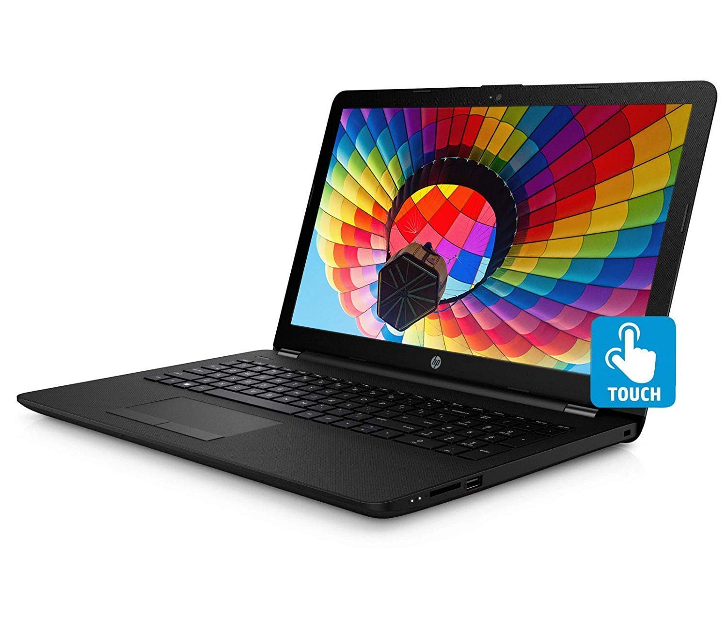 "HP 15.6"" HD 2019 New Touch-Screen Laptop Notebook Computer, Intel Pentium Quad-Core N5000 (up to 2.7 GHz), 8GB DDR4, 1TB HDD, Bluetooth, Wi-Fi, HDMI, Webcam, Win 10"