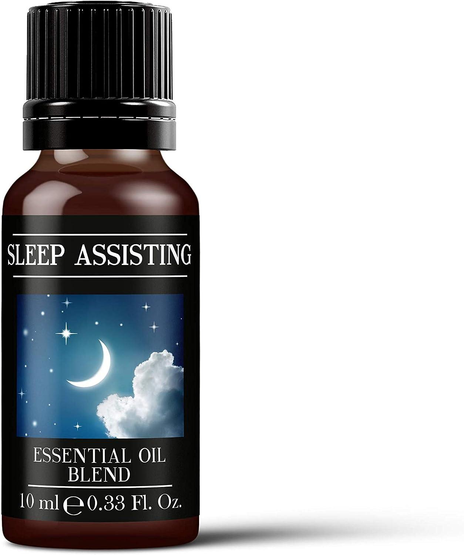 Mystic Moments – Mezcla 100 % pura de aceites esenciales de 10 ml para ayudar a dormir: Amazon.es: Hogar