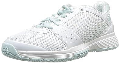finest selection 850ac 832f1 adidas Barricade Team 3 F32355 Damen Tennisschuhe, Weiß (Running White  FTWRunning White