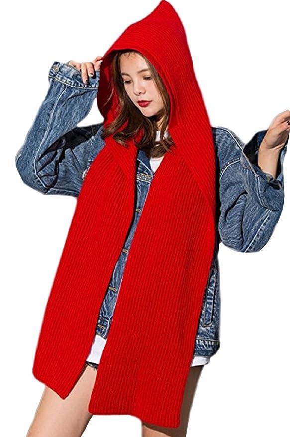 30fdafa4e492 Echarpe capuche femme hiver - Idée pour s habiller