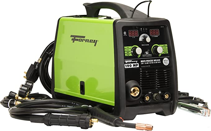 5. Forney 324 3-in-1 Welder