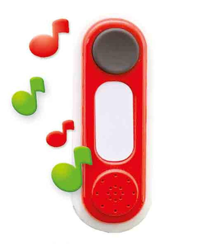 Smoby Spielhaus Doorbell Timbre electró nico Casitas (810900)