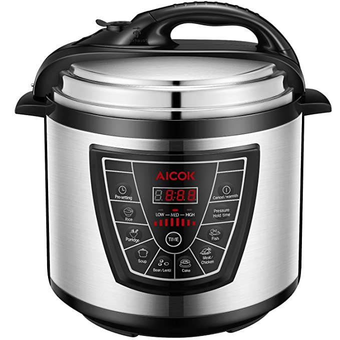 Slow Cooker Black Friday - Aicok Multicooker 7 in 1