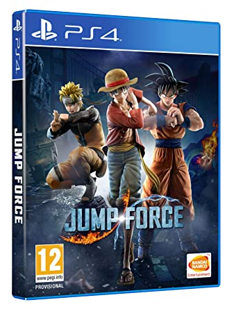 Jump Force - Edición Estándar: PlayStation 4: Amazon.es ...