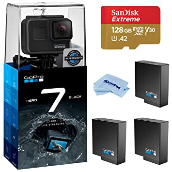 GoPro Hero7 - Tarjeta de Memoria de 32 GB, Color Negro ...