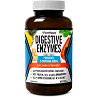 Deals on FarmHaven Digestive Enzymes w/18 Probiotics & Herbs