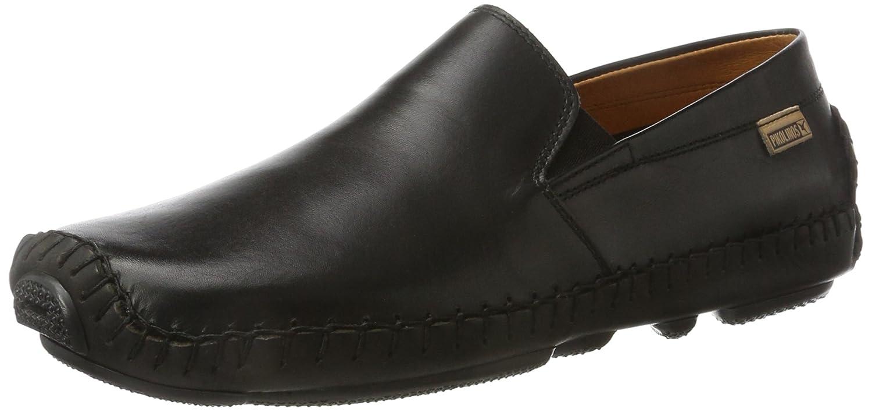 Black Pikolinos Mens Jerez 09Z-5511 Leather shoes