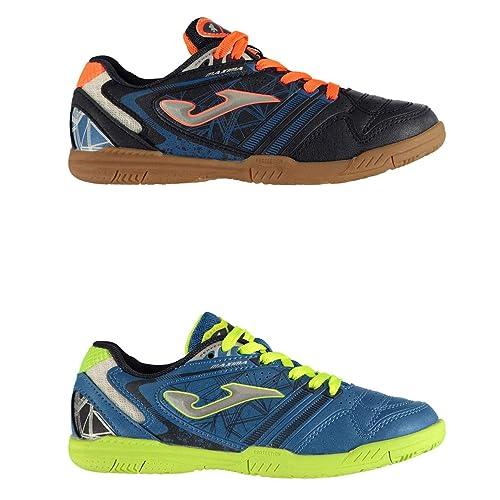 270a2db7e8953 Joma Maxima Indoor Football Trainers Juniors Soccer Futsal Shoes ...