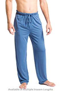 e1579dd550 Fishers Finery Men s Ecofabric Jersey Pajama Pant with Pockets Relaxed Fit