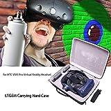LTGEM EVA Hard Case for HTC VIVE Pro Virtual