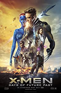 """Posters USA - Marvel X-Men Days of Future Past Movie Poster GLOSSY FINISH - FIL308 (24"""" x 36"""" (61cm x 91.5cm))"""