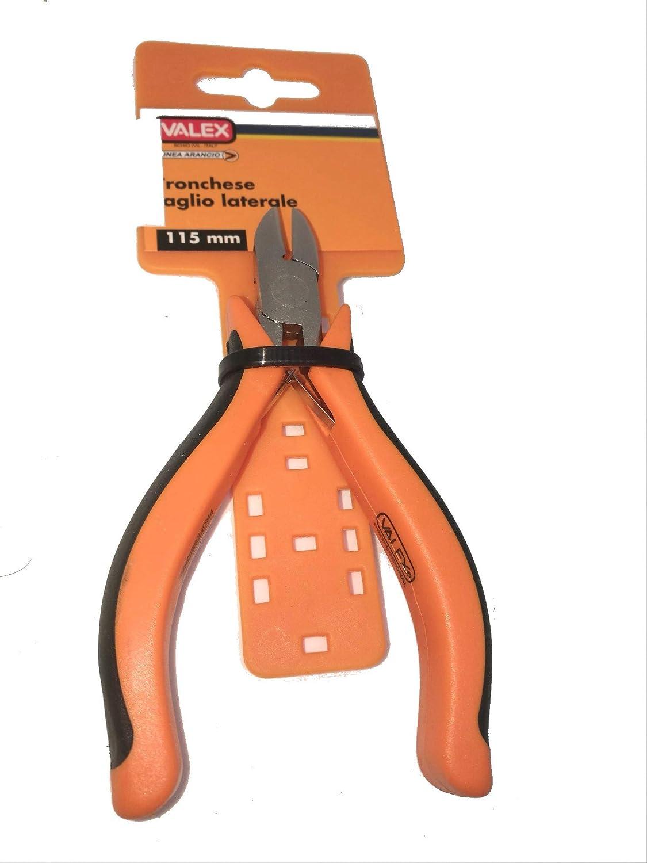 Alicates cortacésped 115 mm corte lateral para electrónica acero ...