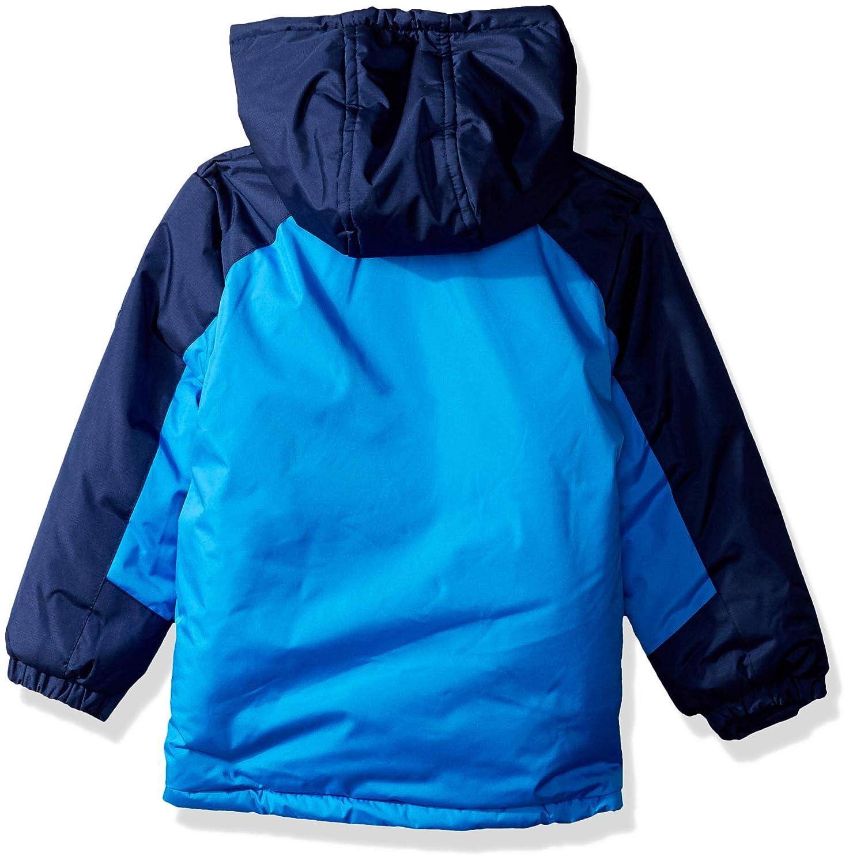 iXtreme Boys Colorblock Snowsuit with Fleece Vestee