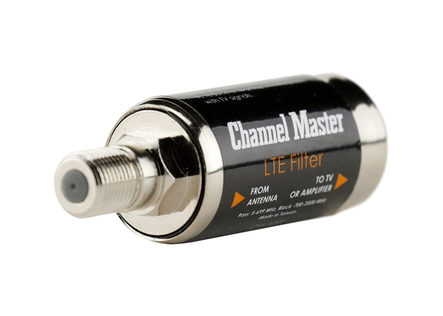 Channel Master LTE Filter Improves TV Antenna Signals CM3201