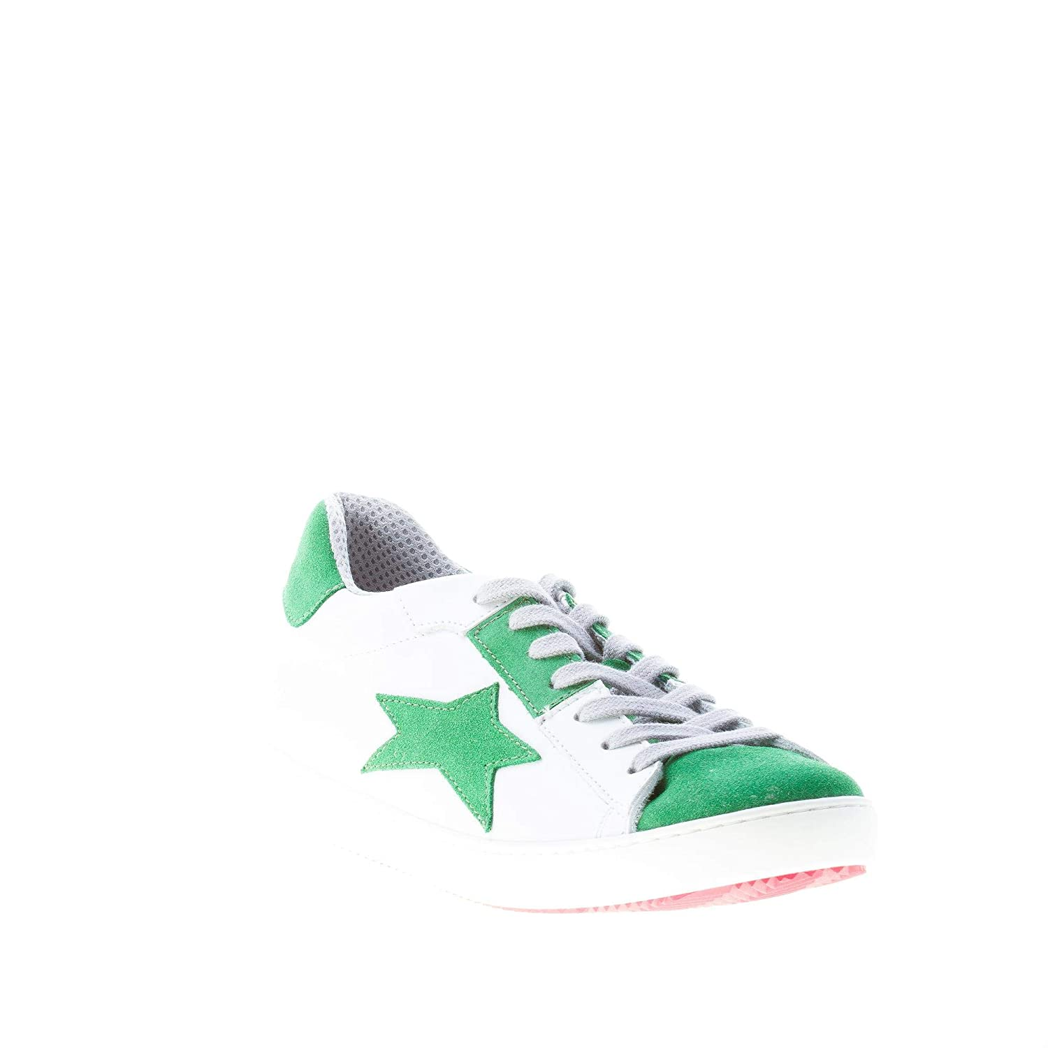 Ishikawa Men Shoes White Leather Down 1479 Sneaker Green Suede Made in  Italy  Amazon.co.uk  Shoes   Bags d5d57c28da0