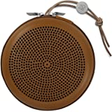 Pushingbest PU EVA guscio protettivo Custodie e cover per BANG&OLUFSEN BeoPlay A1 Brown