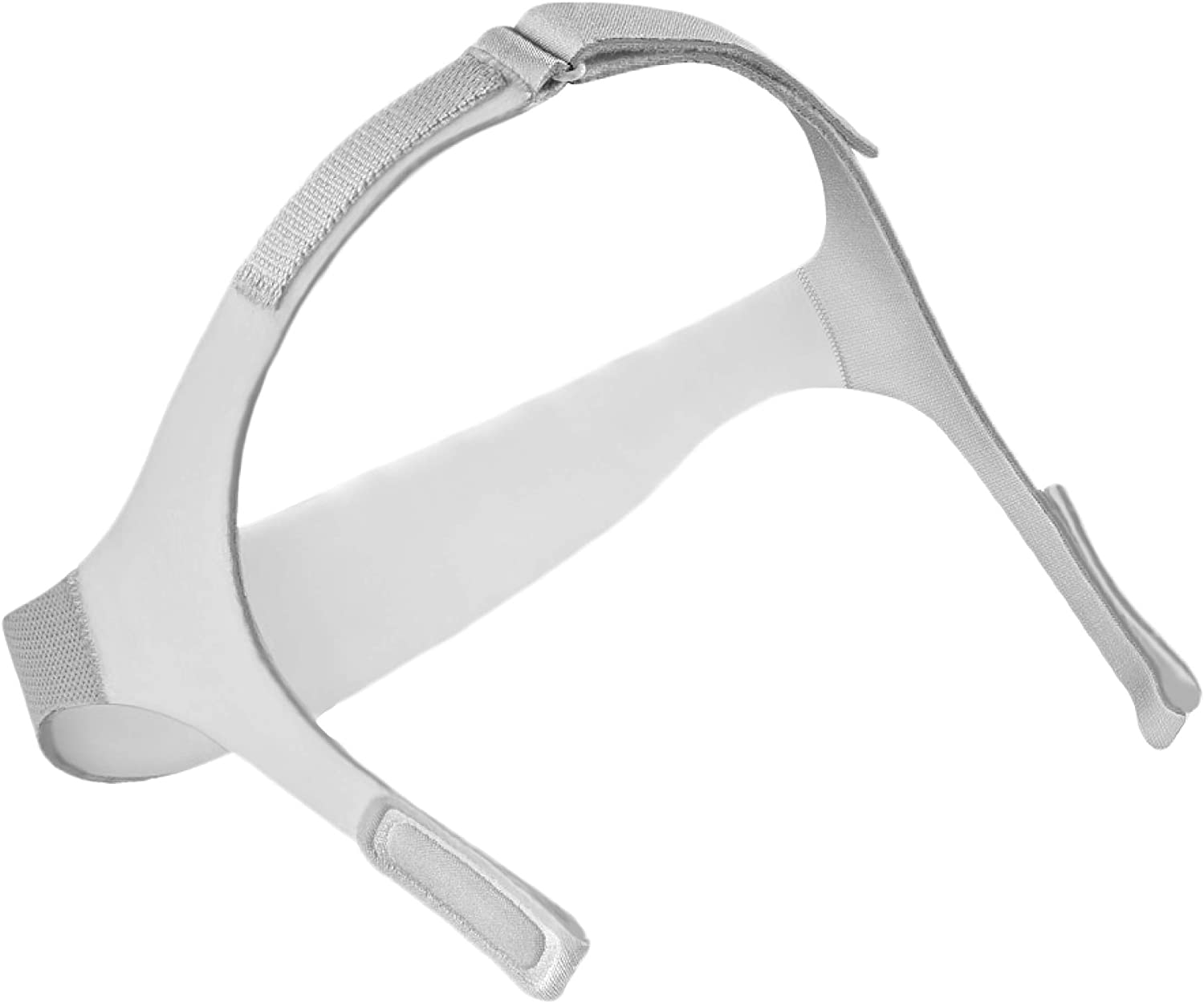 Essential Values Replacement Headgear Strap, Compatible with Nuance Pro Headgear Nasal Masks - Gain Comfort and Strength | Easy to Assemble for CPAP Machines
