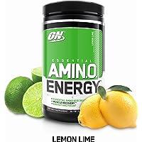 Optimum Nutrition 欧普特蒙 必需氨基酸能量 柠檬酸橙混合味 锻炼前服用 含有绿茶和绿咖啡提取物的必需氨基酸 30份