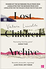 Lost Children Archive: WINNER OF THE RATHBONES FOLIO PRIZE 2020 Kindle Edition