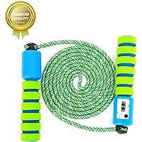 Springtouw Speed Rope, springtouw boksen, springtouw voor kinderen, springtouw voor kinderen met teller, springtouw…
