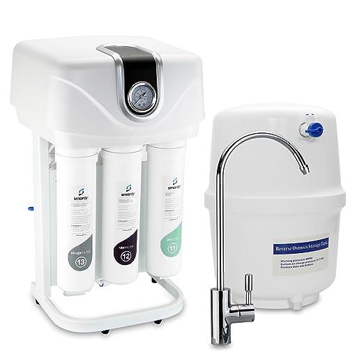 smardy PRO 190 rápido Sistema de filtrado de agua - ósmosis ...