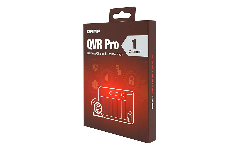 Amazon com: QNAP LIC-SW-QVRPRO-1CH 1 Channel License (QVR Pro Gold