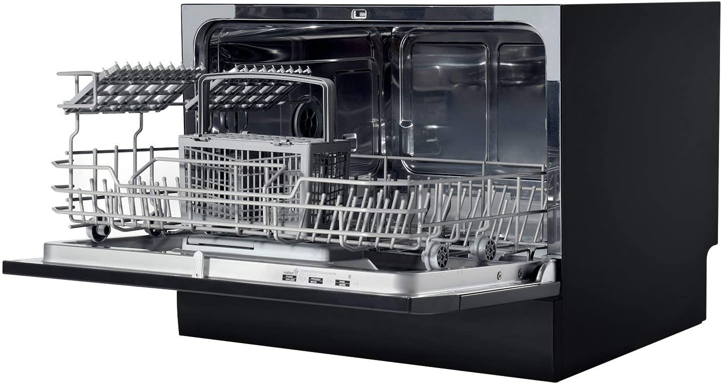 Amazon.com: Ivation Portable Dishwasher - encimera pequeña ...