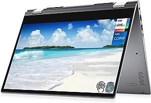 2021 Newest Dell Inspiron 5000 2-in-1 Premium Laptop, 14