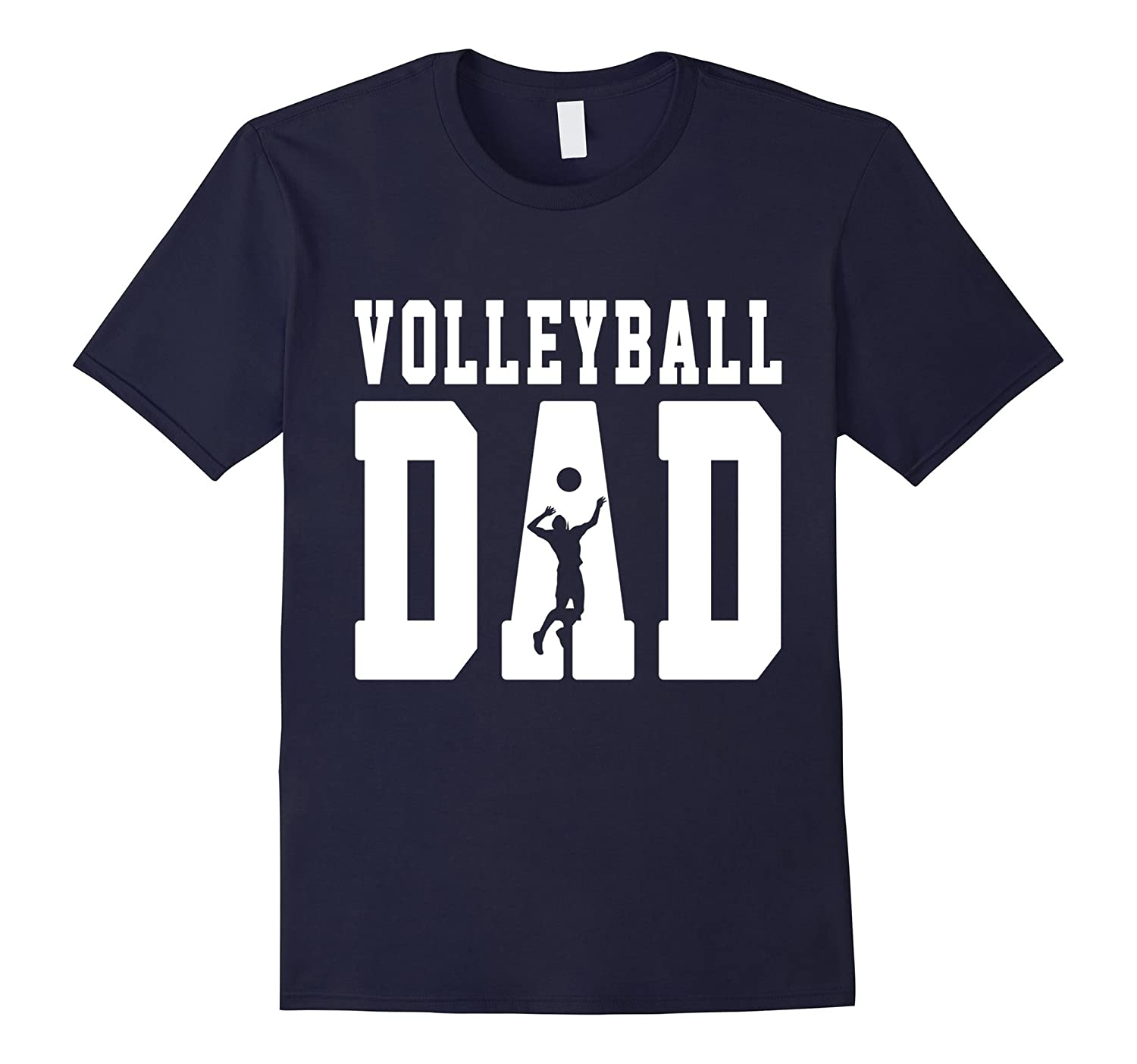 Volleyball Funny Shirt for Dad Fathers Day Gift-RT