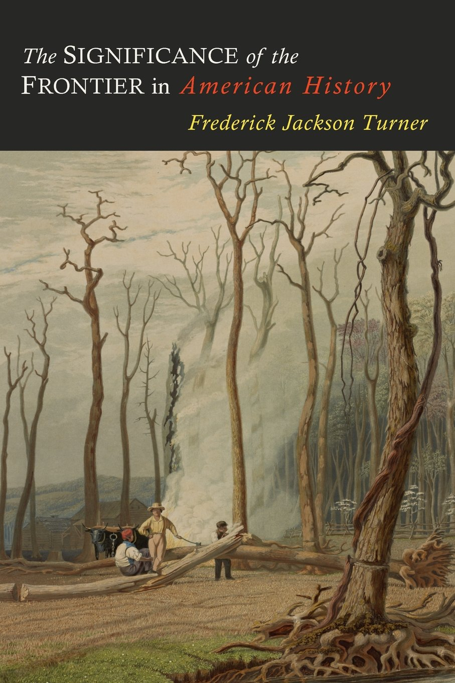 frederick turners frontier thesis Frederick jackson turner's essay, the significance of the frontier in american history, written in 1893, is perhaps the most influential essay ever read at the american historical association's annual conference.