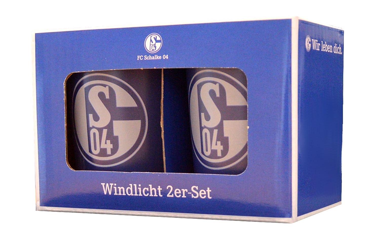 FC Schalke 04 Schnapsglas 2 er Set  11404