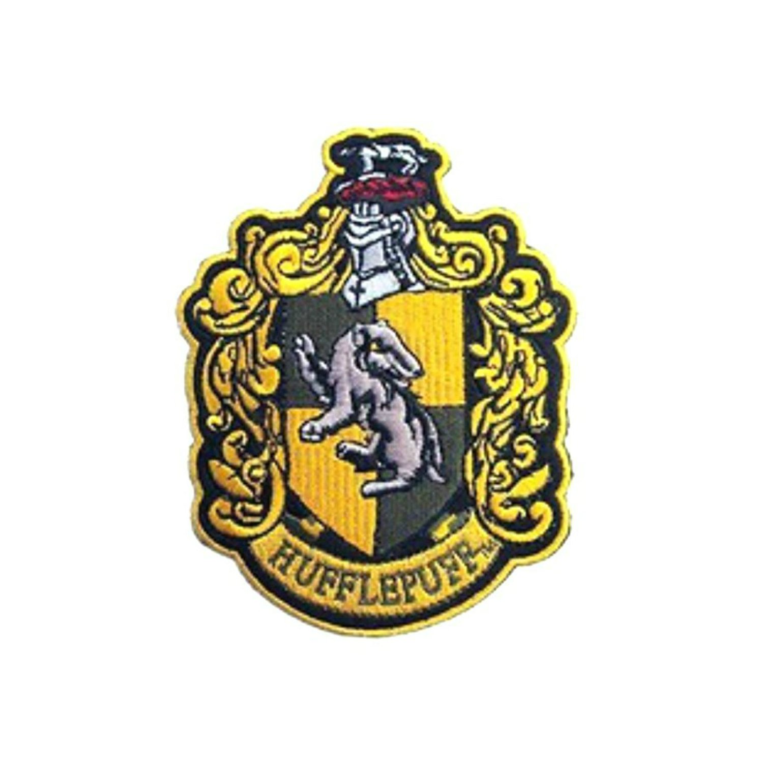 HARRY POTTER GRYFFINDOR Extra Large Embroidered Robe Patch - Full Size, NEW