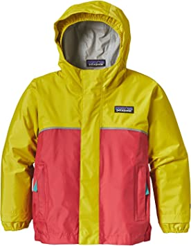 ecb533d82 Image Unavailable. Image not available for. Colour: Patagonia Toddler  Girls' Torrentshell Rain Jacket ...