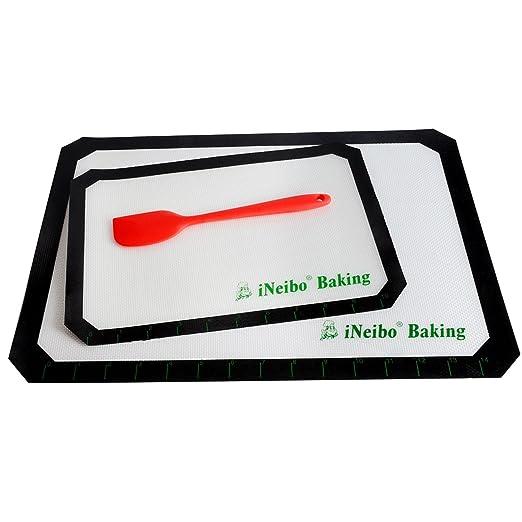 Tapete horno, tapete silicona horno, iNeibo, papel horno, papel ...