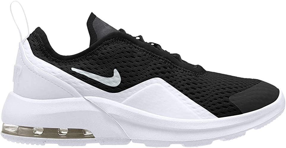 Nike Jungen Air Max Motion 2 (Pse) Leichtathletikschuhe, Schwarz