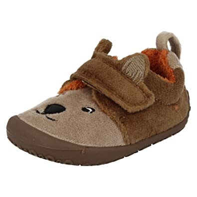 e13922ee7079 Clarks Boys Slippers Snoozy Paw  Amazon.co.uk  Shoes   Bags