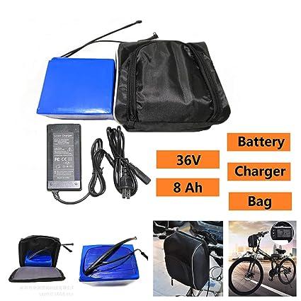 Amazon.com: XIDAJIE - Batería de ion de litio recargable ...