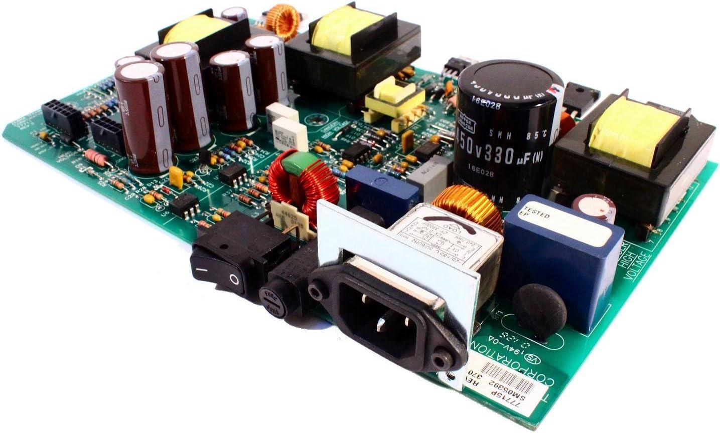 Z4M Z6M Power Supply Board Thermal Label Printer 77715P Zebra Z4M Z6M