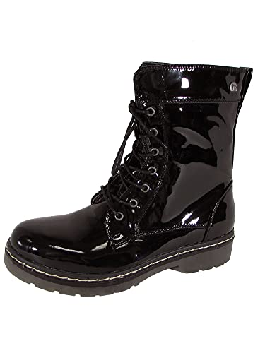 4b43f19a796 MTNG Mustang Womens 56383 Lace Up Boots
