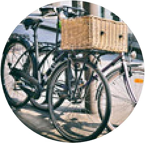 my-puzzle-design alfombrilla de ratón Diseñado como foto vieja de bicicletas antiguas estacionados: Amazon.es: Electrónica