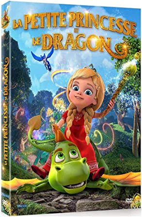 La Petite Princesse et le dragon - Dessin animé en français 71gOp9doxkL._AC_SY445_