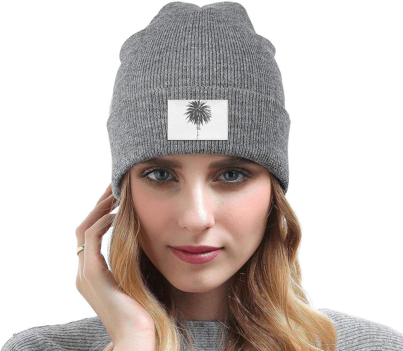 FYFYOK Men Slouchy Beanie Hat Winter Hats Florida Warm Cap