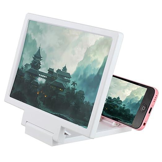 7 opinioni per Ducomi® Screen Magnifier lente d'ingrandimento universale portatile per