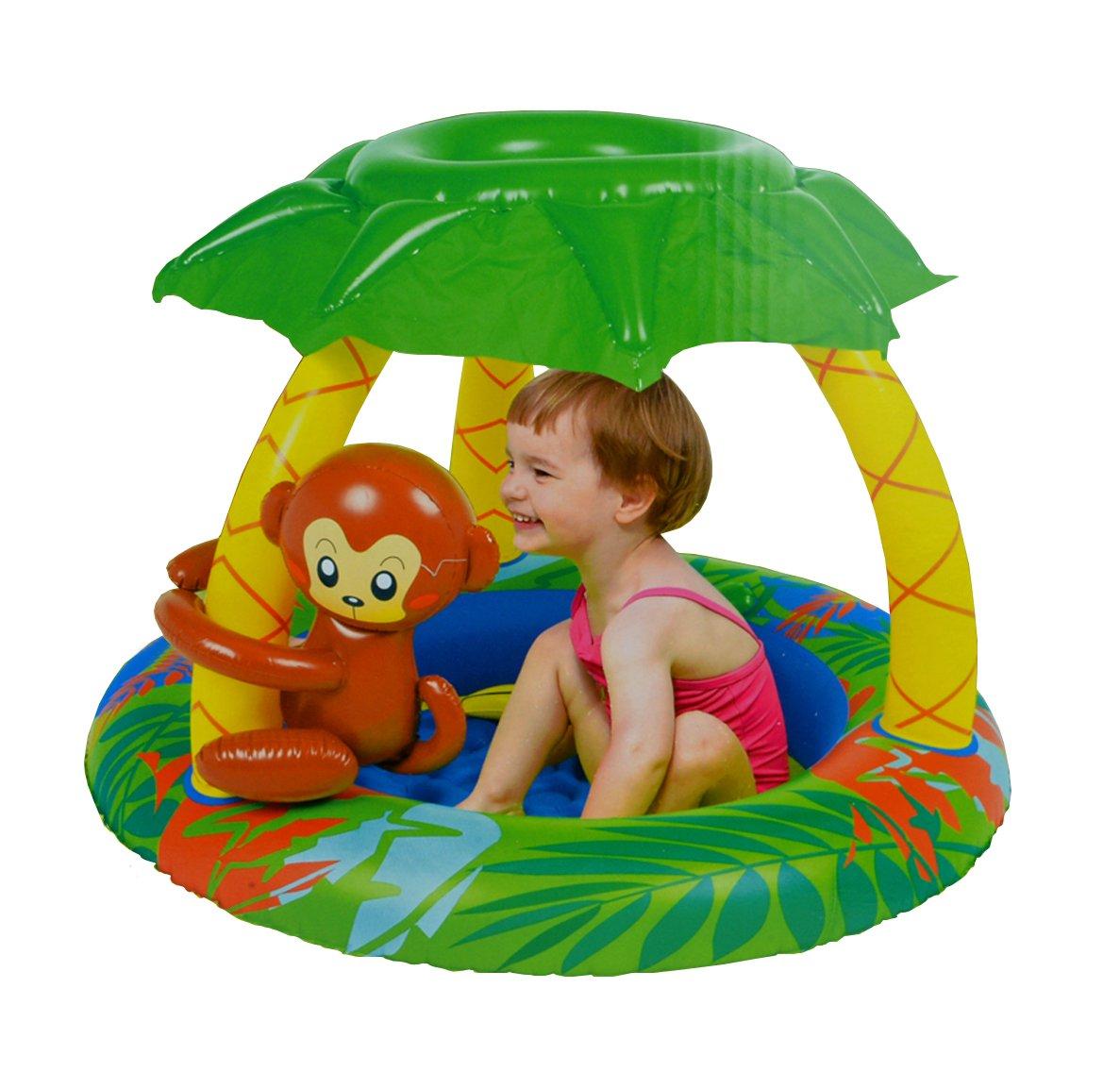 Piscina hinchable para niños con diseño